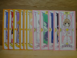 新装版・カードキャプターさくら クロウカード全種