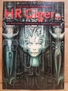 エイリアン|H.R.ギーガー ポストカードブック|タッシェン