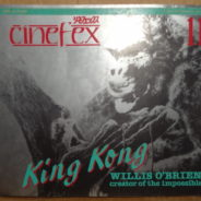 cinefexシネフェックス ウィリス・オブライエン特集